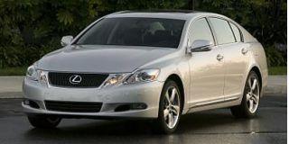2008 Lexus GS 350 Photo