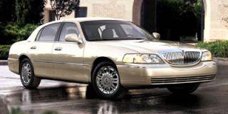 2008 Lincoln Town Car Photo