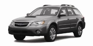 2008 Subaru Legacy Outback Photo