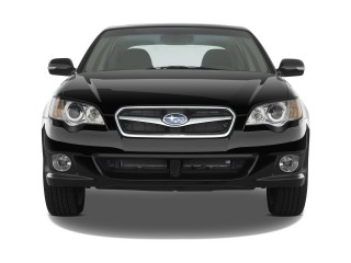 2008 Subaru Legacy Sedan 4-door H6 Auto 3.0R Ltd w/Nav Front Exterior View