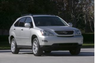 2008 Lexus RX 350 Photo