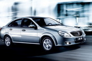 2009 Buick Excelle as sold in China