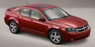 2009 Dodge Avenger Photo