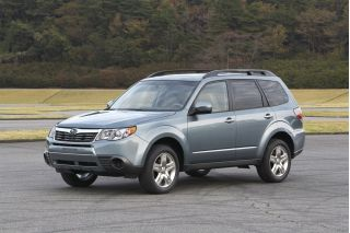 2009 Subaru Forester Photo