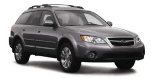 2009 Subaru Outback Photo