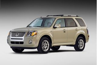 2011 Mercury Mariner Photo