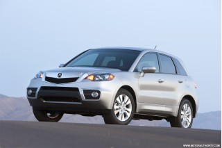 2010 Acura RDX Photo