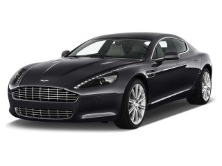 2010 Aston Martin Rapide Photo