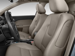 2010 Ford Fusion Hybrid 4-door Sedan Hybrid FWD Front Seats