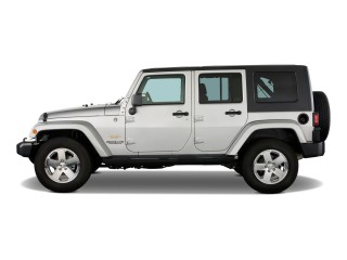 2010 Jeep Wrangler Unlimited Photo