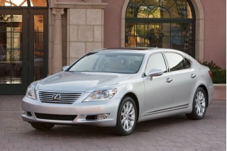 2010 Lexus LS 460 Photo