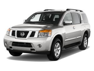 2010 Nissan Armada Photo