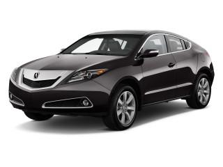 2011 Acura ZDX Photo