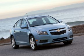 2013 Chevy Cruze Diesel Confirmed