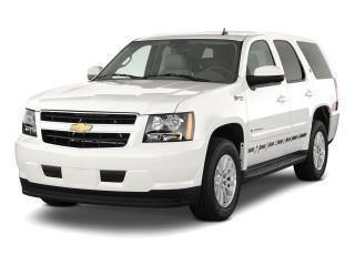 2011 Chevrolet Tahoe Hybrid Photo