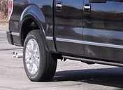 2011 Ford F-150 exhaust