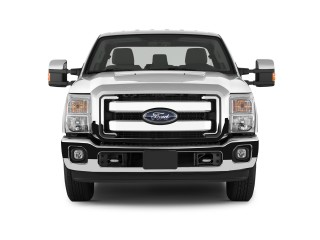 "2011 Ford Super Duty F-250 2WD Crew Cab 172"" XLT Front Exterior View"