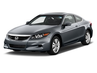 2011 Honda Accord Coupe 2-door I4 Auto EX Angular Front Exterior View