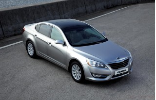 2011 Kia Cadenza To Replace Amanti, Meanwhile Optima Is Top Model