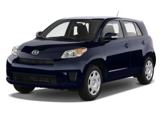 2011 Scion xD Photo