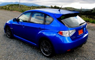 2011 Subaru Impreza WRX - STI Photo