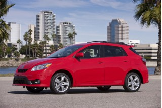 2012 Toyota Matrix Photo