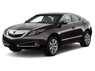 2012 Acura ZDX Photo