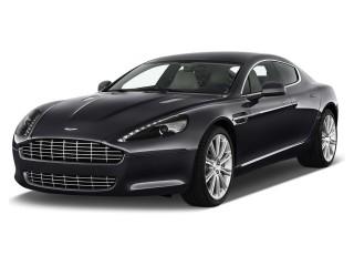 2012 Aston Martin Rapide Photo