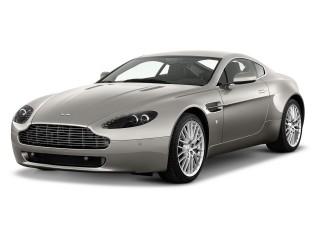 2012 Aston Martin V8 Vantage Photo