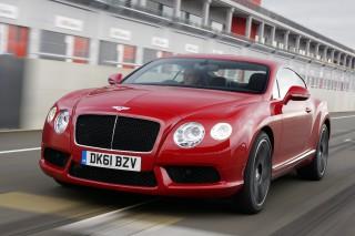 2013 Bentley Continental GT Photo