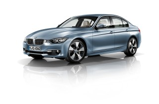 2012 BMW 3-Series Photo