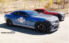 2012 Camaro Z28 captured by Camaro5 forum member Troy Feist