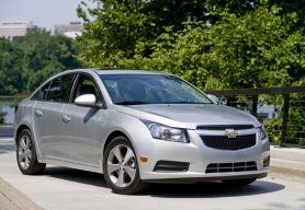 2011 2012 Chevrolet Cruze Recalled For Safety Modifications