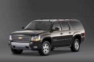 Ford Expedition El Against The Competition  Chevrolet Suburban