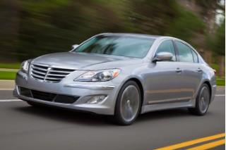 2012 Hyundai Genesis Photo