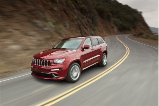2012 Jeep Grand Cherokee Photo