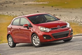 2012 Kia Rio Photo