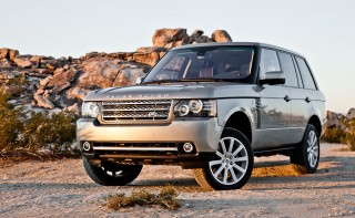 2012 Land Rover Range Rover Photo
