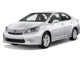 2012 Lexus HS 250h Photo