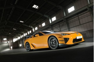 2012 Lexus LFA Nurburgring Package
