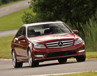 2012 mercedes-benz c class review, ratings, specs, prices, and