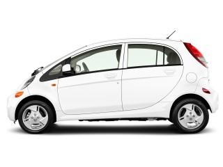 2012 Mitsubishi i-MiEV Photo