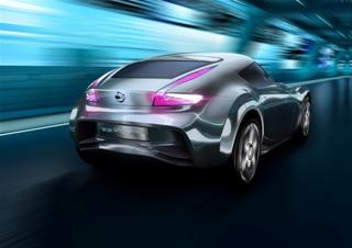 2012 Nissan ESFLOW Concept Electric Car
