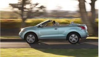 2012 Nissan Murano CrossCabriolet