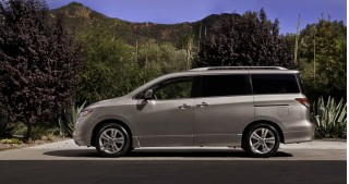 2012 Nissan Quest Review, Ratings, Specs, Prices, And Photos   The Car  Connection