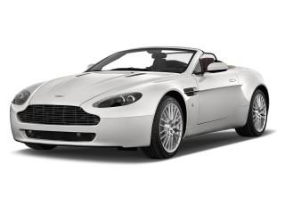 2013 Aston Martin V8 Vantage Photo