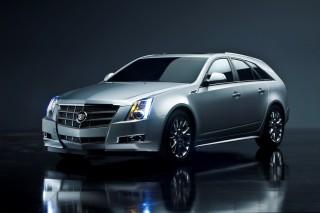 2013 Cadillac CTS Photo