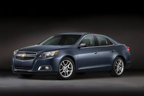 2013 Chevrolet Malibu ECO: Most Fuel-Efficient Mid-size Sedan In Chevrolet's 100-year History