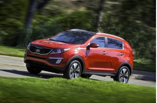 2013 Kia Sportage Review, Ratings, Specs, Prices, And Photos   The Car  Connection
