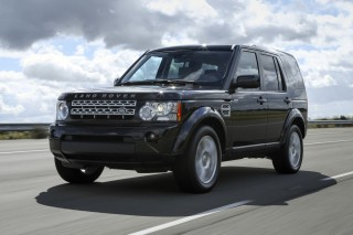 2013 Land Rover LR4 Photo